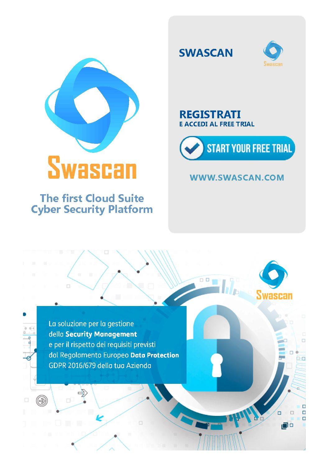 Brochure Swascan 2017