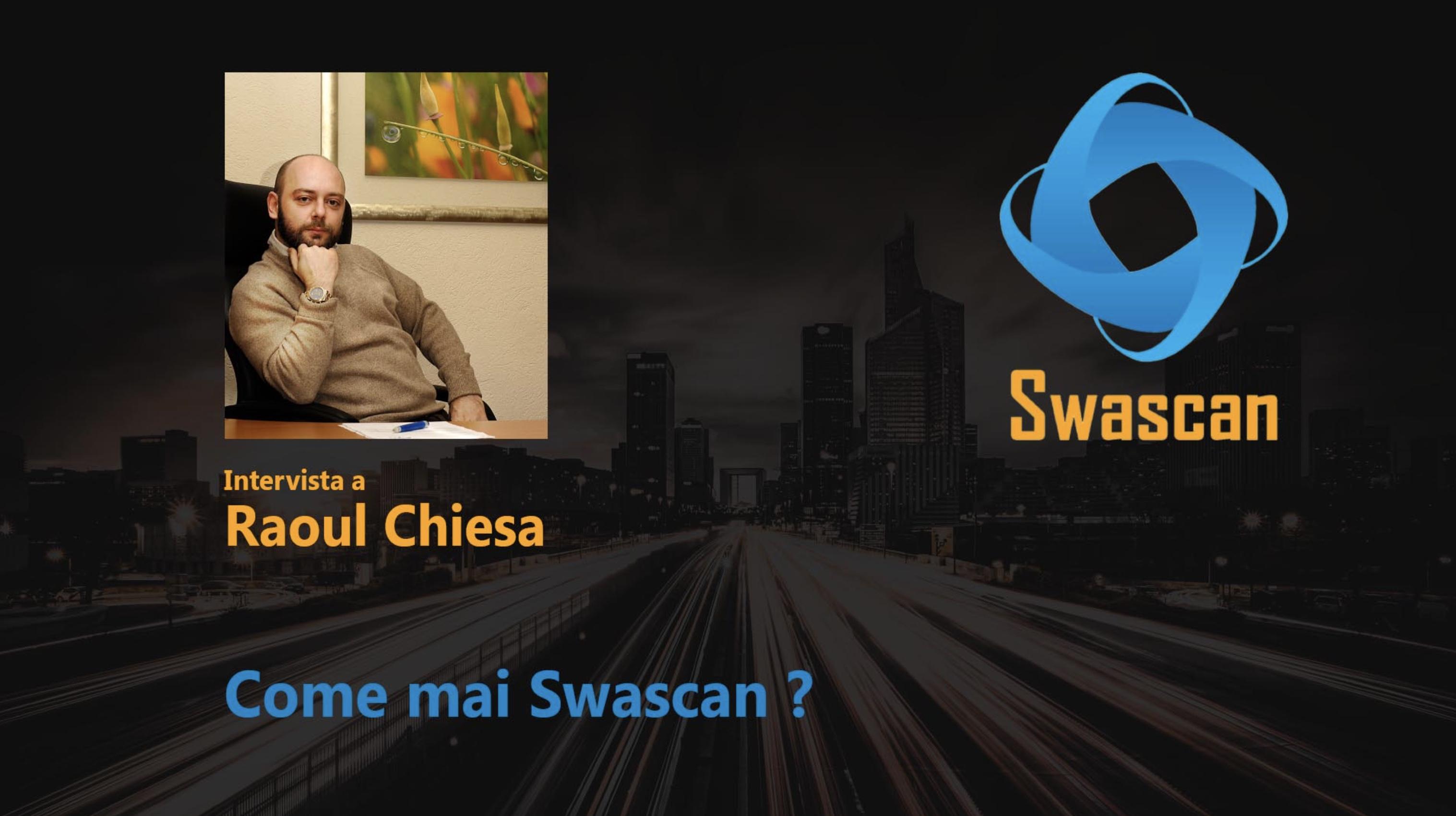 Raoul Chiesa Swascan