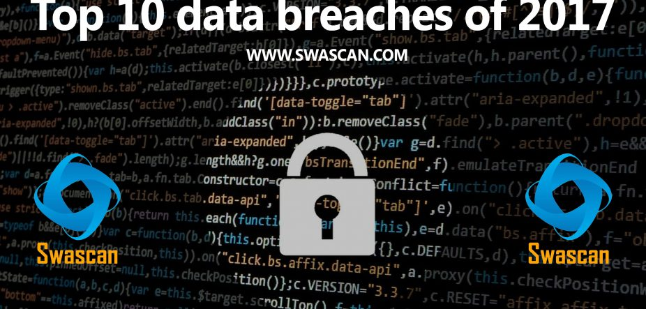 Data breaches: the top 10 of 2017, which one was the worst?