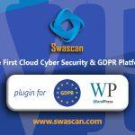 Plugin GDPR: Swascan offre uno strumento gratuito per la compliance