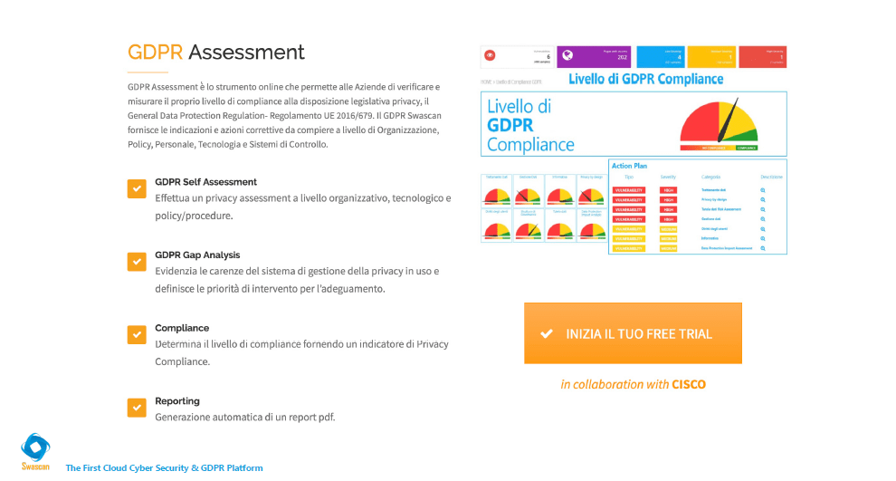 Brochure GDPR Assessment