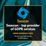 GDPR Compliance: Swascan – top provider of GDPR services