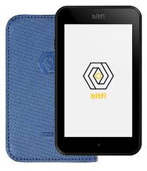 BitFi Cryptocurrency Wallet