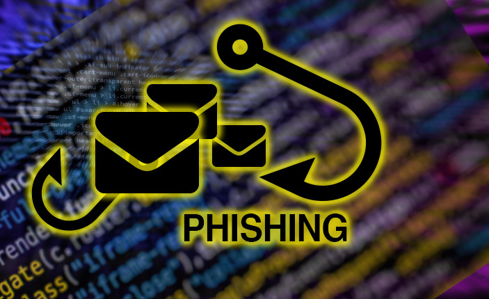 Phishing simulation