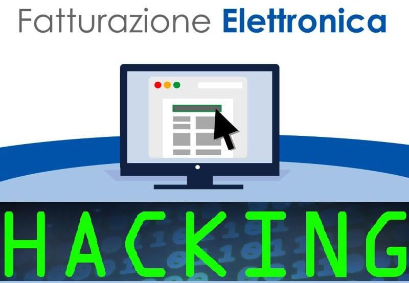 Security della fatturazione elettronica