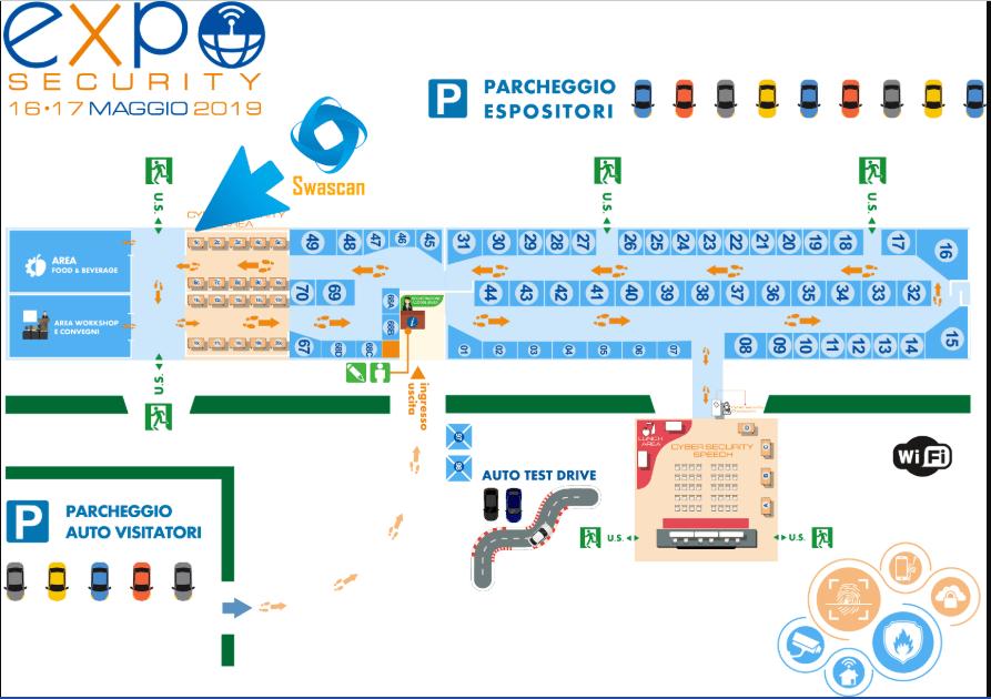 Fiera Expo security 2019