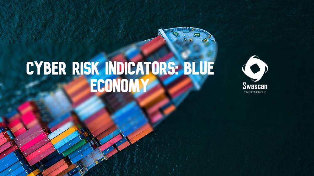 Cyber Risk Indicators: Blue Economy