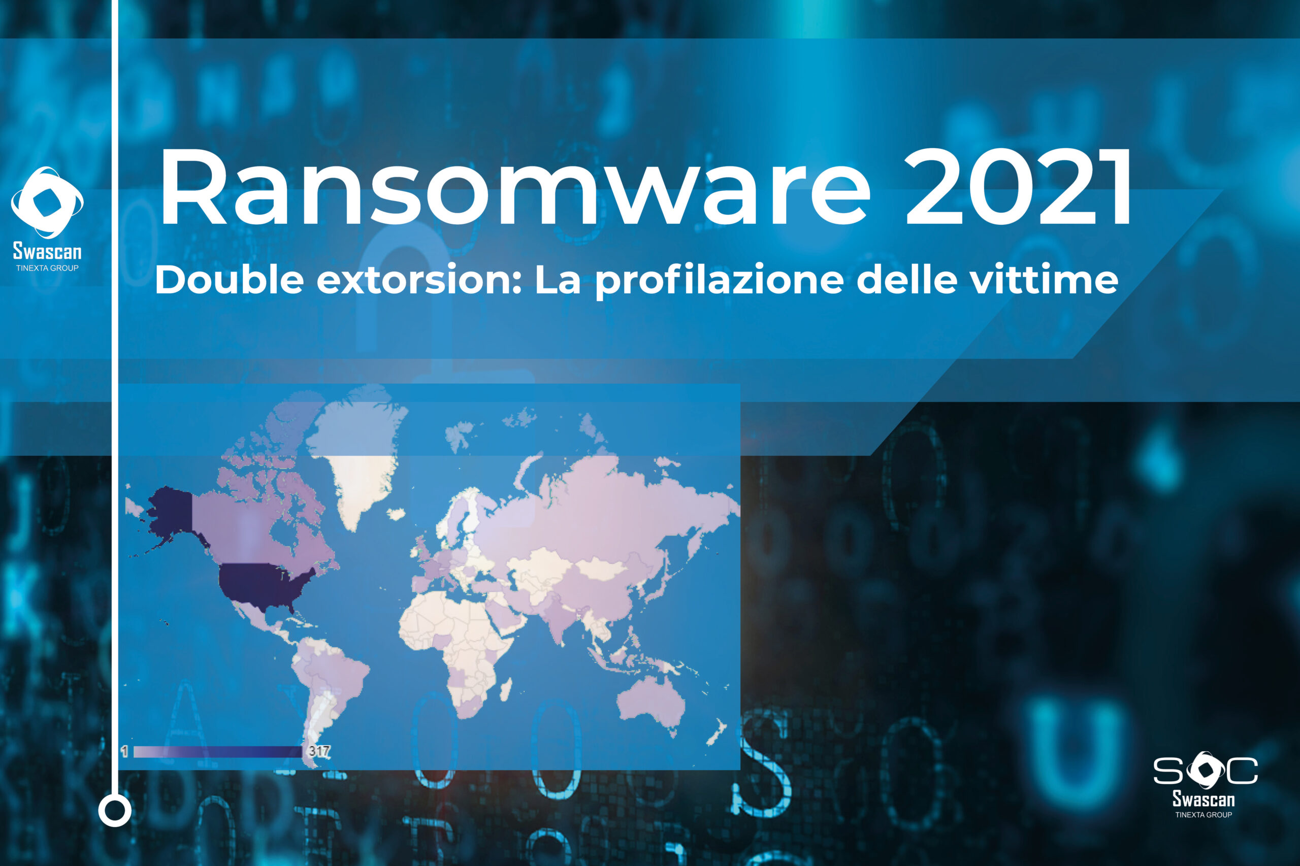 Ransomware Double Extortion 2021
